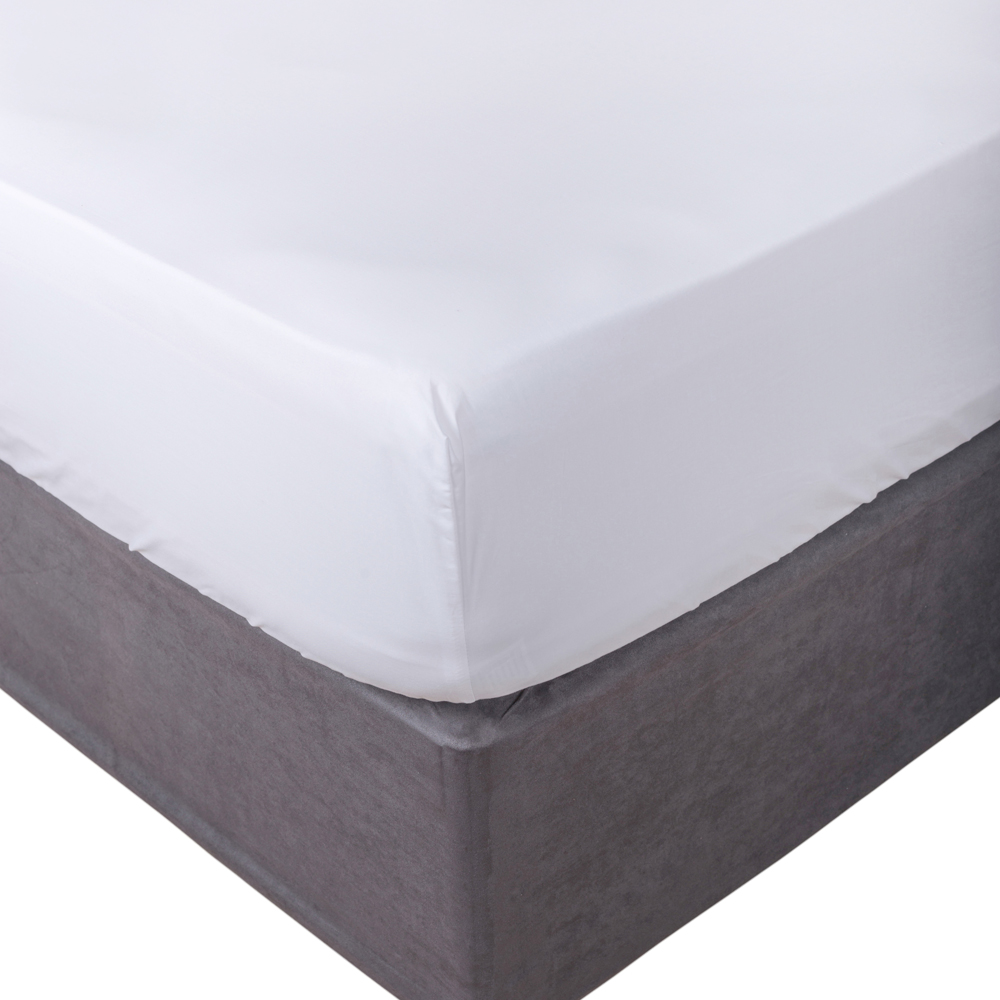 Super King bed sheets (fitted and flat), platform valances, fitted valanced sheets and more. No matter what type or colour of king size bed sheets you're looking for, Yorkshire Linen have got it covered.