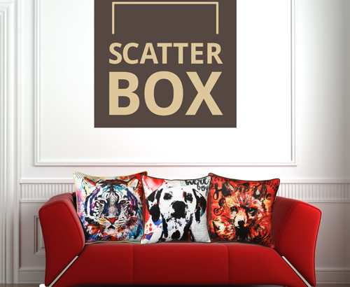 Scatter Box Artists
