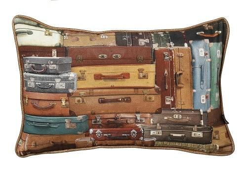 suitcases, 40x60cm