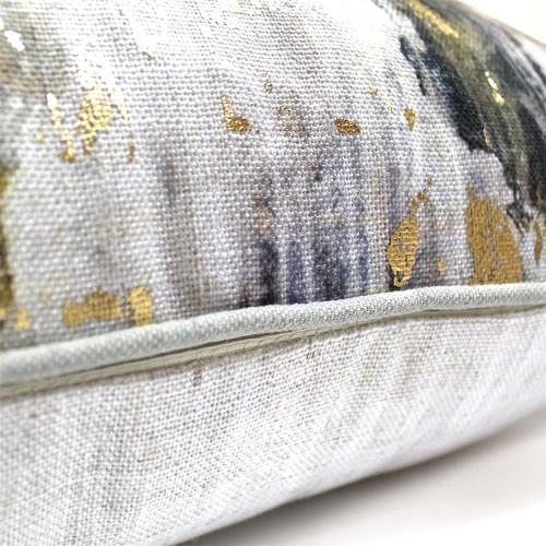 Scatter Box - Savanna Champagne Cushion Zip 50cm