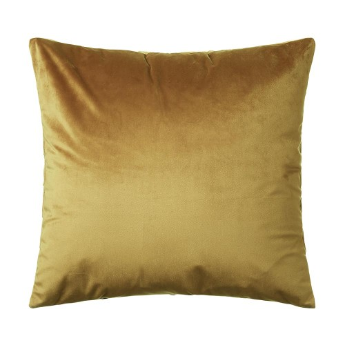 Scatter Box - Origami Antique Gold Cushion 45cm