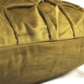 Scatter Box - Origami Antique Gold Cushion Zip 45cm