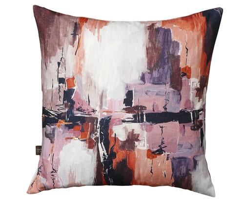 Scatter Box Solas 58x58cm Cushion, Purple