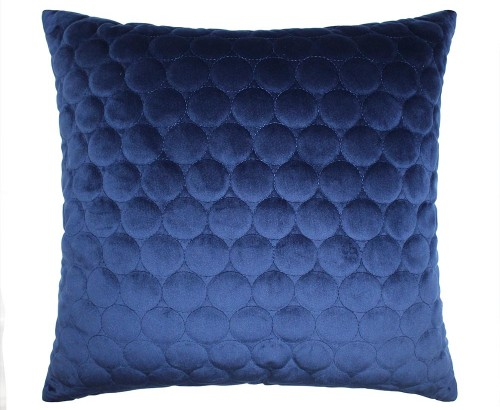 Scatter Box - Halo Navy Cushion 45cm