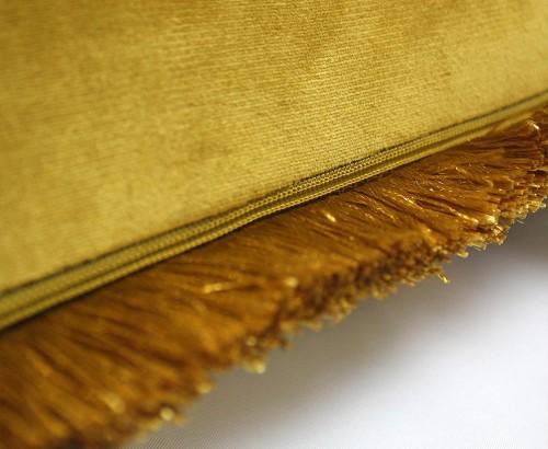 Scatter Box - Shiva Green Cushion Zip 45cm