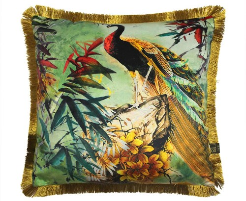 Scatter Box - Shiva Green Cushion 45cm
