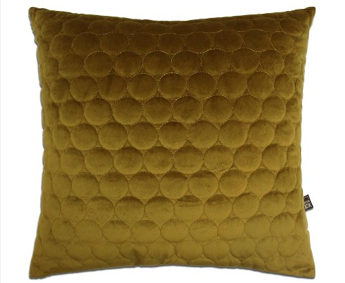 Scatter Box - Halo Antique Gold Cushion 45cm