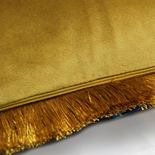 Scatter Box - Magnolia Navy Cushion Zip 45cm