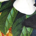 Scatter Box - Magnolia Navy Cushion Pattern 45cm