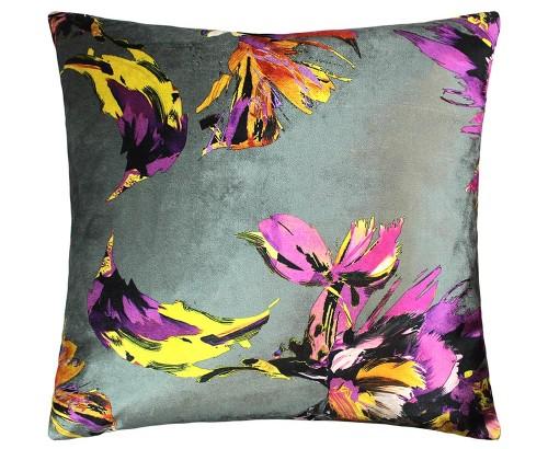Scatter Box - Adriana Grey Cushion 43cm