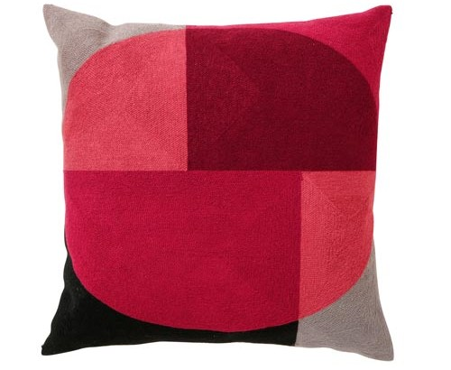 Scatter Box Zodiac 45x45cm Cushion, Pink/Grey