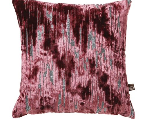 Nova 58x58cm Cushion, Berry