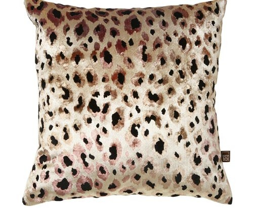 Scatter Box Designer Home Furnishings from Ireland - Nirvana Rose Cushion 43x43cm