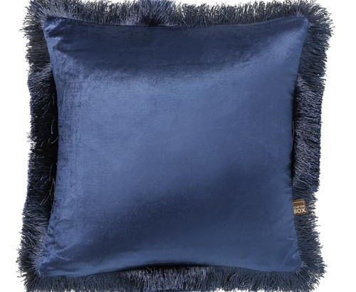 Scatter Box - Designer home Furnishings From Ireland - Lexi Cushion -43cm Royal Blue