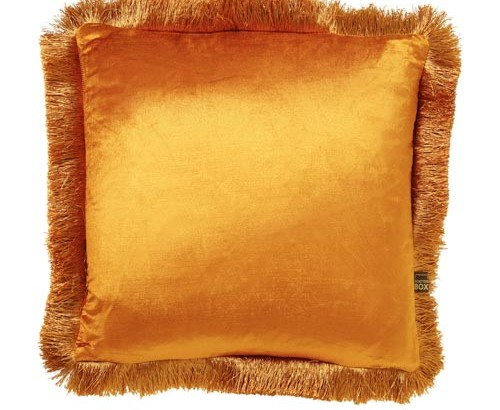 Scatter Box - Designer home Furnishings From Ireland - Lexi Cushion -43cm Antique Gold