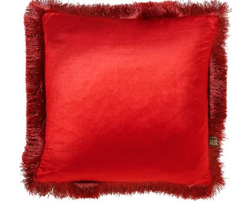 Scatter Box - Designer home Furnishings From Ireland - Lexi Cushion -43cm Terra