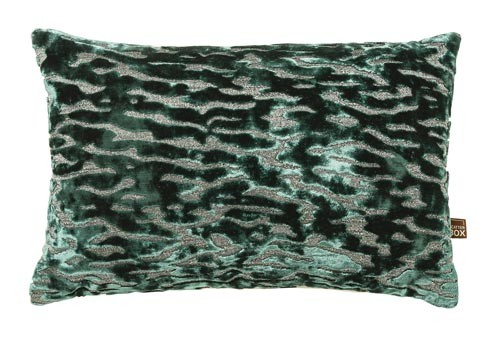 Scatter Box Tigris Teal Cushion