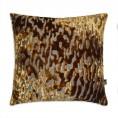 Scatter Box - Tigris Antique Gold Cushion 43cm