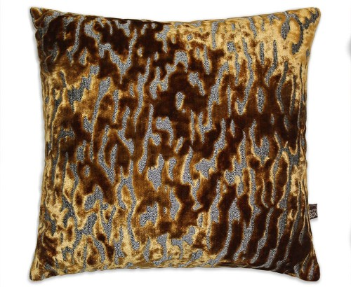 Scatter Box - Tigris Antique Gold Cushion 43cm