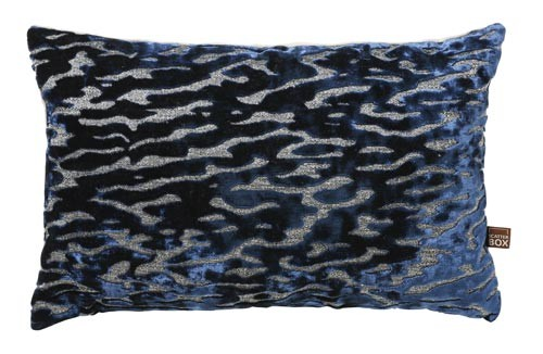 Scatter Box Tigris Blue Cushion