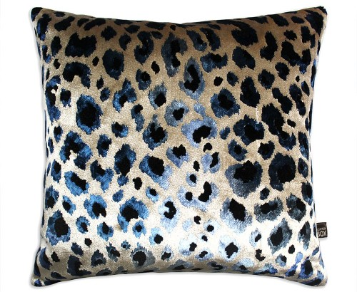 Scatter Box - Nirvana Blue Cushion 43cm