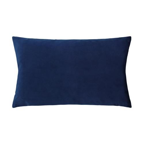 Scatter Box - Nirvana Blue Cushion Reverse 35x50cm