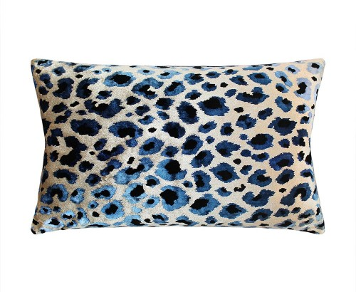 Scatter Box - Nirvana Blue Cushion 35x50cm
