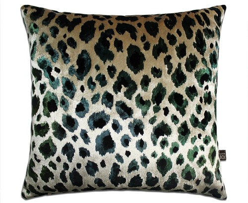 Scatter Box - Nirvana Green Cushion 43cm