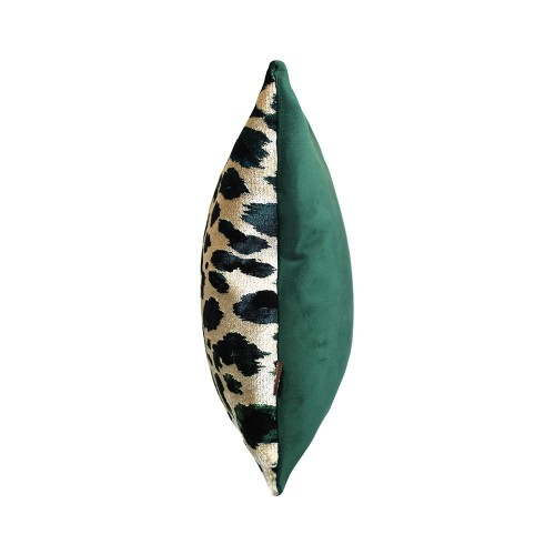 Scatter Box - Nirvana Green Cushion Side 35x50cm