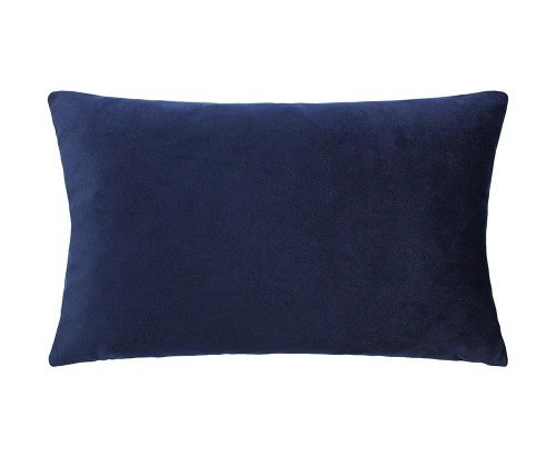 Scatter Box - Adriana Navy Cushion Reverse 35x50cm