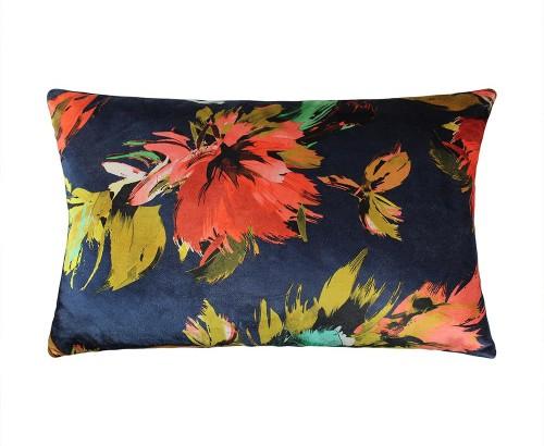 Scatter Box - Adriana Navy Cushion 35x50cm
