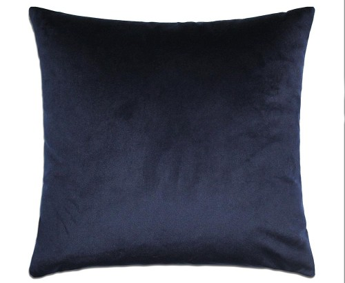 Scatter Box - Comino Blue Cushion Reverse 43cm