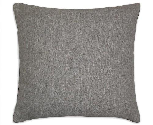 Scatter Box - Bowie Black Cushion Reverse 43cm
