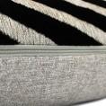 Scatter Box - Bowie Black Cushion Zip 43cm