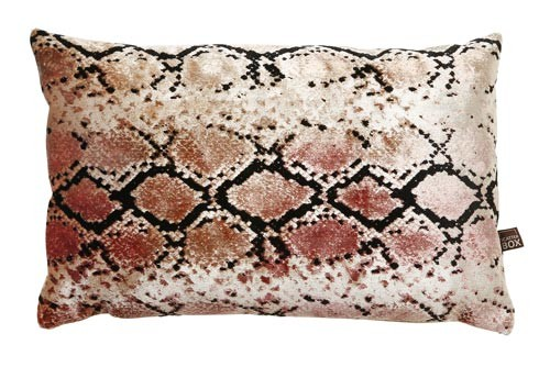 Scatter Box Viper Rose cushion