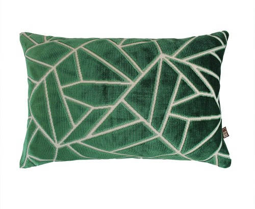 Scatter Box - Veda Green Cushion 35x50cm