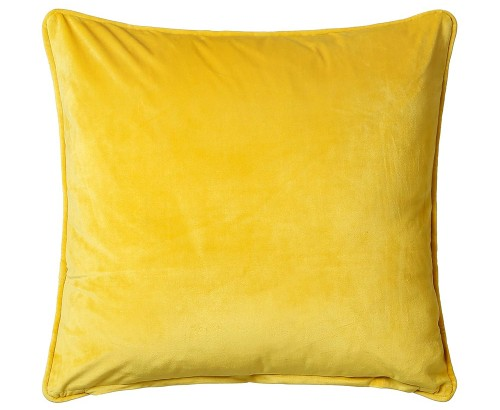 Scatter Box - Bellini Cushion - Yellow - 45cm
