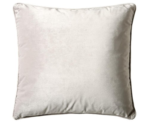 Scatter Box - Bellini Cushion - Silver - 45cm