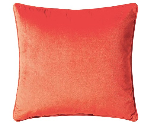 Scatter Box - Bellini Cushion - Orange - 45cm