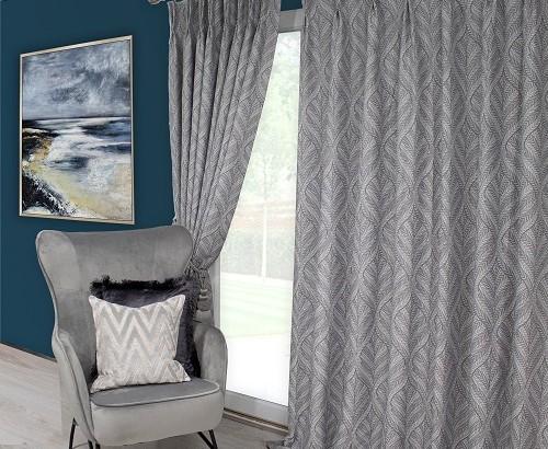 Sika grey curtains