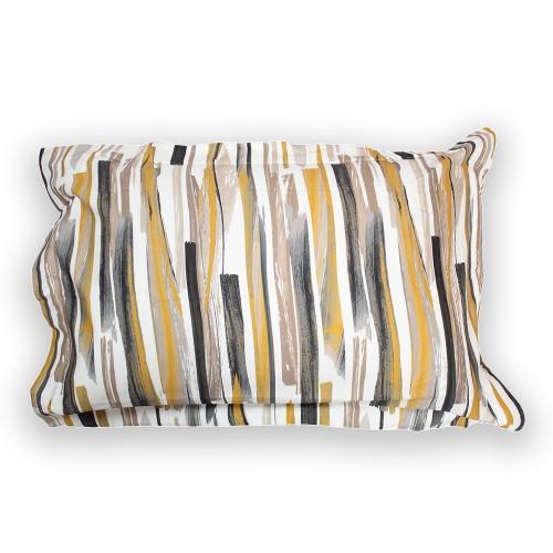 Brushstrokes Oxford pillowcase