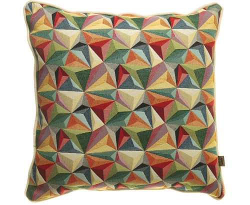 Scatter Box Kaleidoscope 43x43cm Cushion, Multi