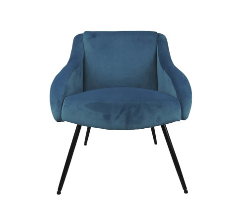 Mika Chair, Harbour Blue