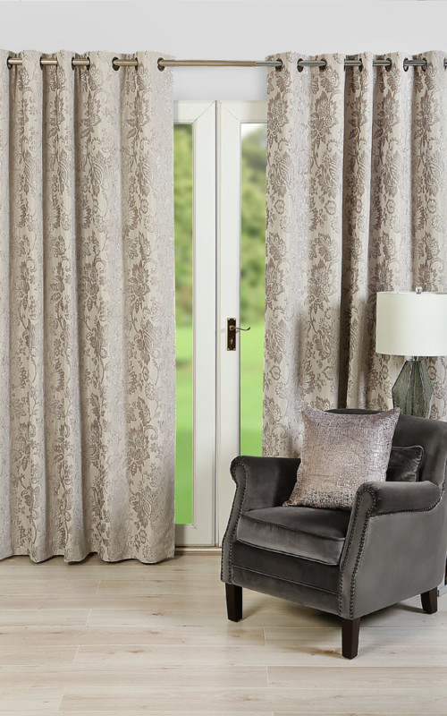 l p parker top curtain prod wid tie height curtains each m