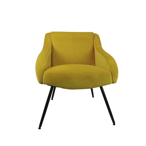 Scatter Box Mika Chair, Mustard