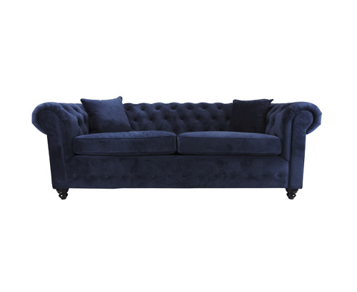 Westin, sofa, royal blue