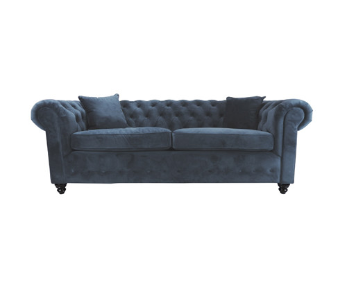 Westin three eater sofa, Midnight